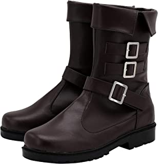 Final Fantasy 7 Remake Aerith Gainsborough Cosplay Shoes Costume Boots Custom Made