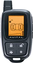 Avital 7345L LCD 2-Way 4-Button Replacement Ask Transmitter