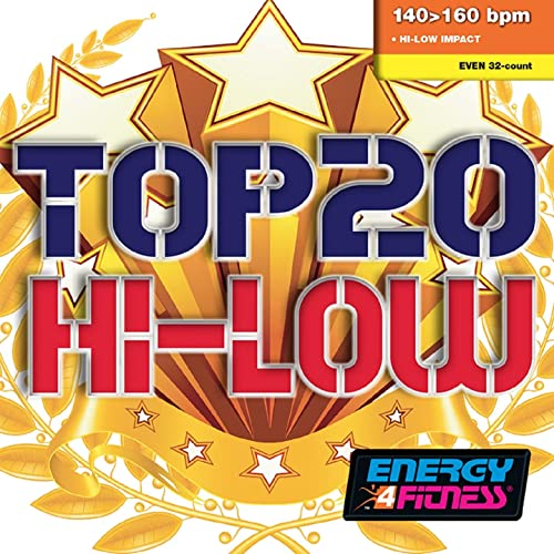 Top 20 Hi-low (Mixed Compilation For Fitness & Workout - 140-160 Bpm