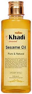 Khadi Omorose Sesame Carrier Oil - 210 Ml