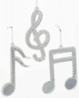 Best music note ornaments Reviews