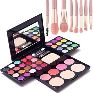 39 Color Eyeshadow Palette Makeup Palette Makeup Brush Set Lip Gloss Blusher Concealer Kit Cosmetic Makeup Set