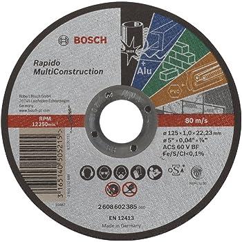Leman 950115 Disco corte metal y madera negro