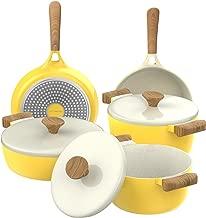 bella - 2-piece cookware set - copper
