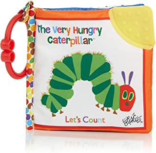 World of Eric Carle, The Very Hungry Caterpillar Let's Count Clip-On Book