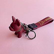 2020 Nieuwe Cartoon Methode Vechten Hond Sleutelhangers Leuke Pop Sleutelhanger Creatieve Custom Koppel Ins Tas Hanger Aut...