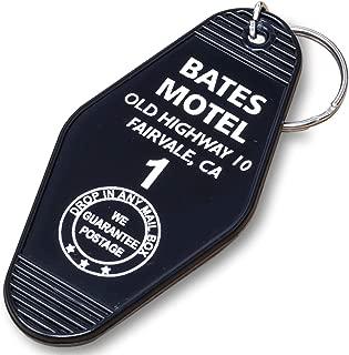 Vintage Hotel Motel Keychain