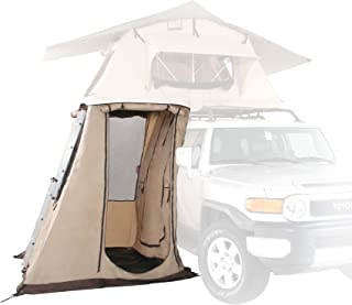 roof top tent on box trailer