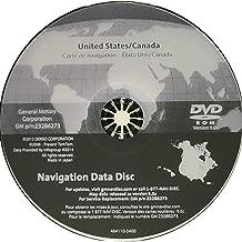 GM Navigation DVD Map Update 9.0C 23286273