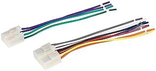 [DIAGRAM_38IS]  Explore radio wiring harness for toyota | Amazon.com | Scosche Wiring Harness 1999 Camry |  | Amazon.com