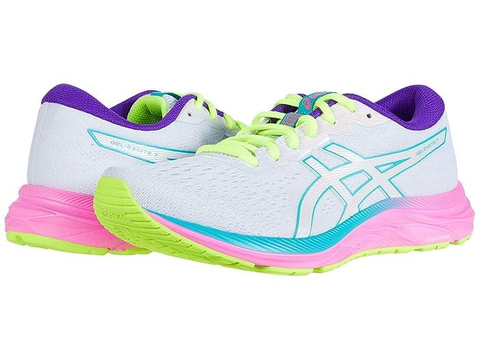 ASICS  GEL-Excite 7 (Polar Shade/White) Womens Running Shoes