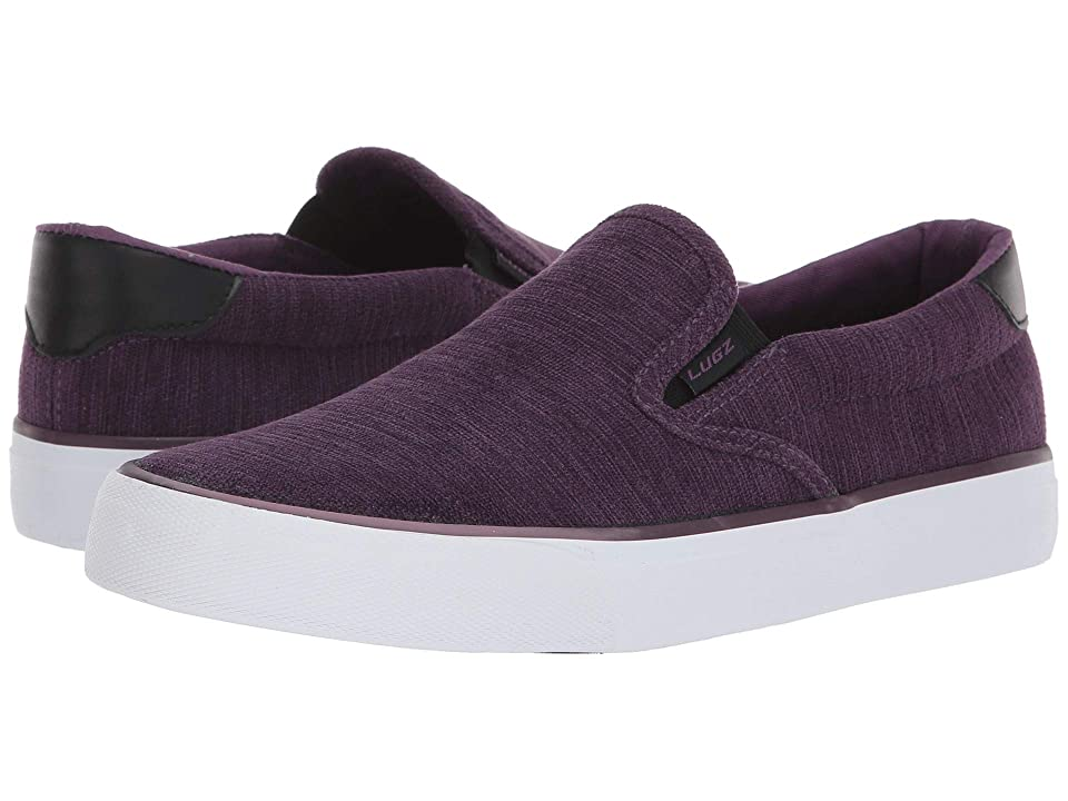 Lugz Clipper (Purple/Black/White) Women