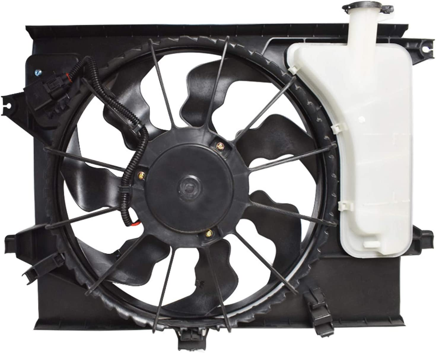labwork Radiator Cooling Sale price Fan 620-859 Mail order cheap for 2012-2015 Replacement K