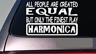 Harmonica all people equal 6