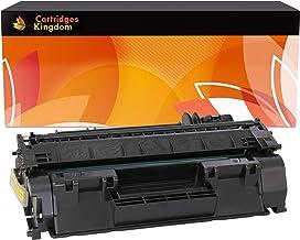 Cartucho de tóner láser compatible para HP LaserJet P2030 P2035 P2035n P2050d P2055 P2055d P2055dn P2055x Canon i-SENSYS LBP6300dn LBP6650dn   de alta capacidad 10.000 páginas   CE505A, 719 (3479B002)