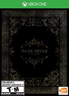 Dark Souls Trilogy (輸入版:北米) - XboxOne