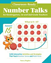 Classroom-Ready Number Talks for Kindergarten, First and Second Grade Teachers: 1000 Interactive Activities and Strategies that Teach Number Sense and Math Facts (Books for Teachers) PDF