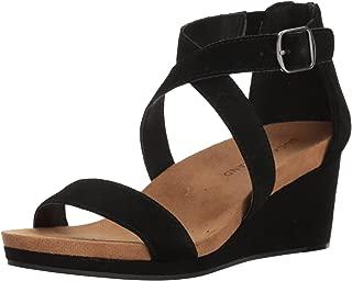 Best naturalizer black wedge sandals Reviews