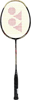 Yonex Arcsaber 69 Light Weight Rudy Hartono Special Edition Badminton Racquet, (Black Gold, Graphite, G4 - 77g, 30 lbs Tension)