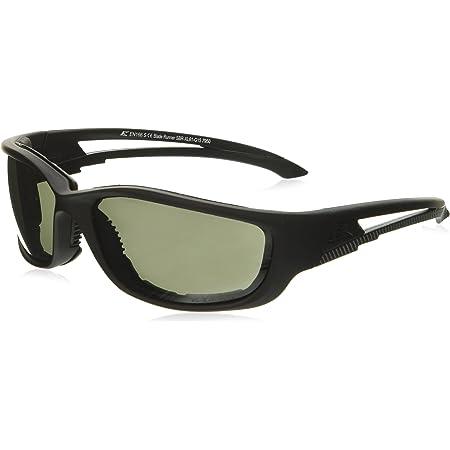 Edge Tactical Eyewear SBR610 Blade Runner Matte Black with Tiger's Eye Lens