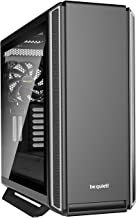 be quiet! Silent Base 801 Window Silver, BGW30, Mid-Tower ATX, 3 Pre-Installed Pure Wings 2 Fans, Tempered Glass Window