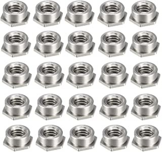 Self Clinching Nut 303 Stainless Steel 8-32-0 BC-08-0NCL303 Box of 5000 Weight 8 Lbs