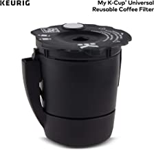 Keurig My K-Cup Universal Reusable K-Cup Pod Coffee...