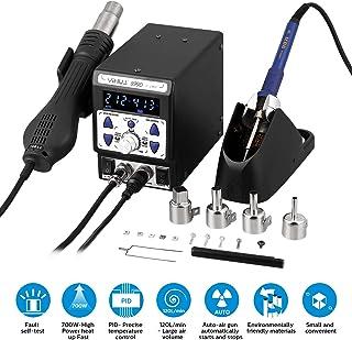 REFURBISHHOUSE USB Fer a souder electrique avec un indicateur LED Fer a souder 5 V 8 W