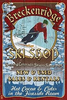 Best vintage ski posters colorado Reviews