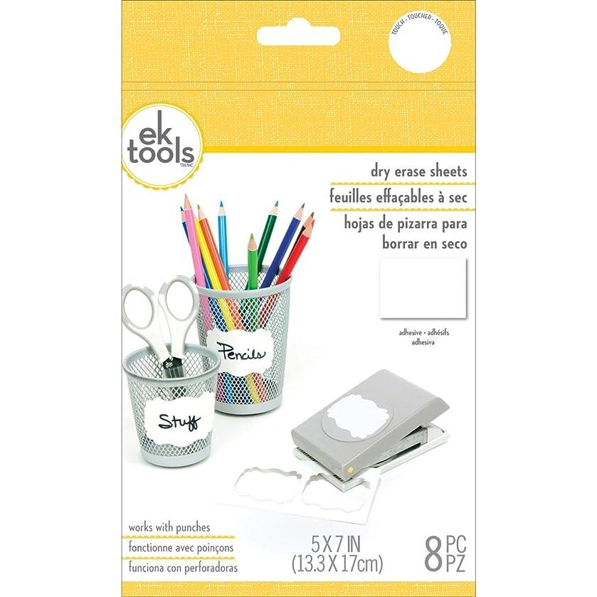 EK tools 55-59009 Dry Erase Punch Material Pack