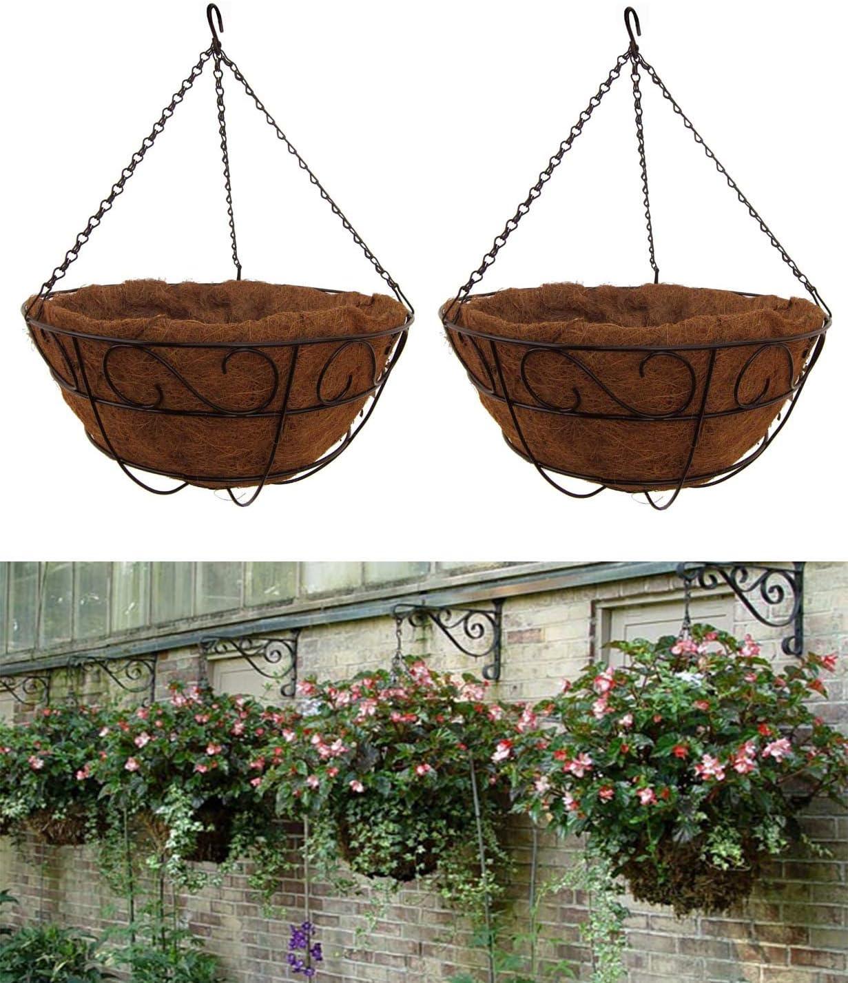 MTB Garden Max 82% OFF Hanging Baskets 2021 14