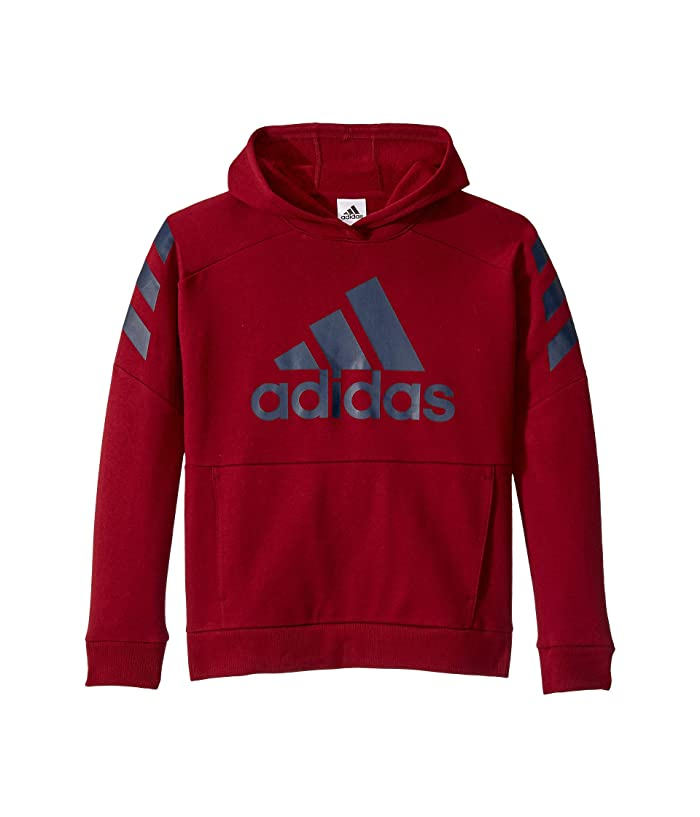 adidas Kids Block Pullover (Big Kids