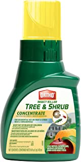 Ortho 0345410 Tree & Shrub Insect Killer Concentrate, 16 oz