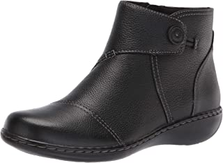 Clarks Women's Ashland Holly Ankle Boot
