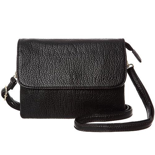 f5a05765e8a6 MINICAT Roomy Pockets Series Small Crossbody Bag Cell Phone Purse Wallet  For Women