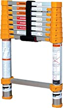 Xtend & Climb Home Series 750P+ Telescoping Ladder, Yellow