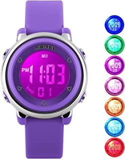 Kid Watch Multi Function 50M Waterproof Sport LED Alarm...