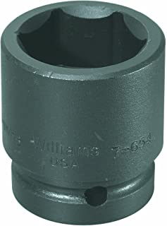 Williams 39672 Shallow Impact Socket, 2-1/4-Inch