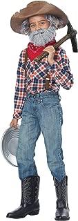 California Costumes Prospector Child Costume Kit-