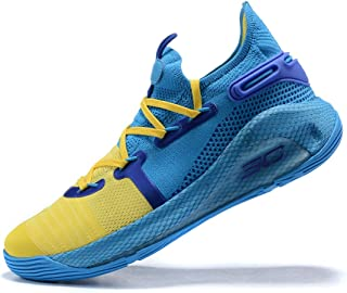 Men's Low Basketball Sports UA Curry 6 Shoes