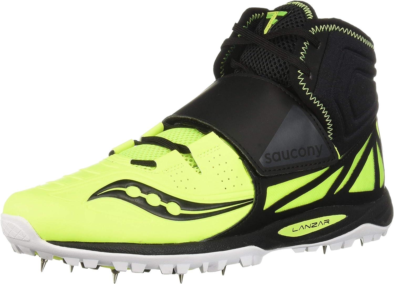 Saucony Men's Lanzar JAV2 and Shoe Philadelphia Mall Max 66% OFF Track Field