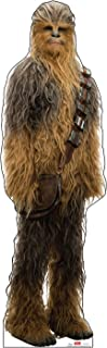 Advanced Graphics Chewbacca Life Size Cardboard Cutout Standup - Star Wars: Episode VIII - The Last Jedi (2017 Film)
