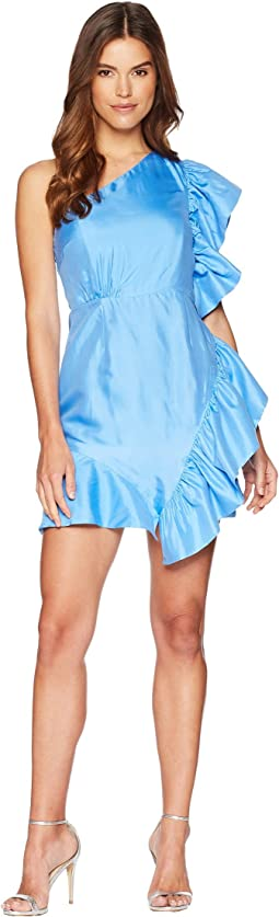 Bardot Lucia Frill Dress