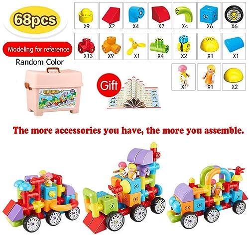 Hzl Mini Magnetische Bausteine Pfeife, Magnetspielzeug Lernspielzeug 3 Modelle,1