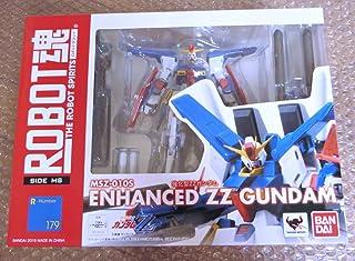 バンダイ ROBOT魂 〈SIDE MS〉機動戦士ZZガンダム MSZ-010S 強化型ZZガンダム !!