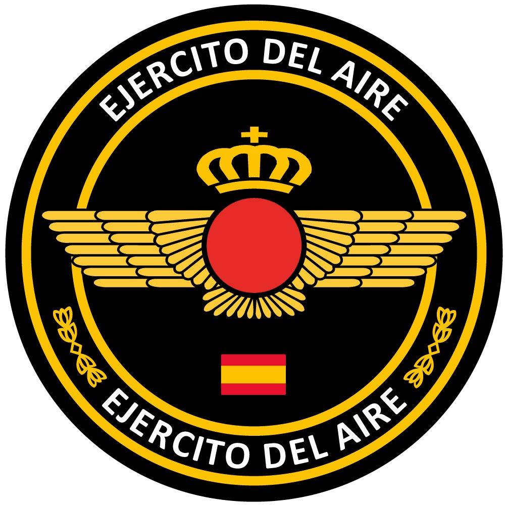 Artimagen Pegatina Círculo Ejército del Aire ø 70 mm.: Amazon.es: Coche y moto