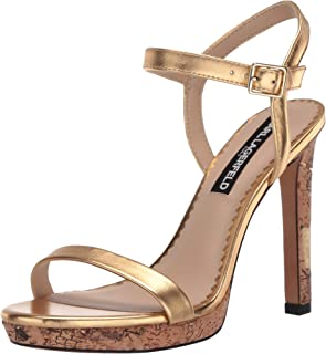 Karl Lagerfeld Paris Women's Dress Sandal Pump
