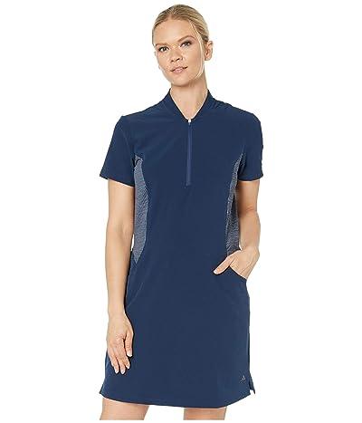adidas Golf Rangewear Dress (Night Indigo) Women