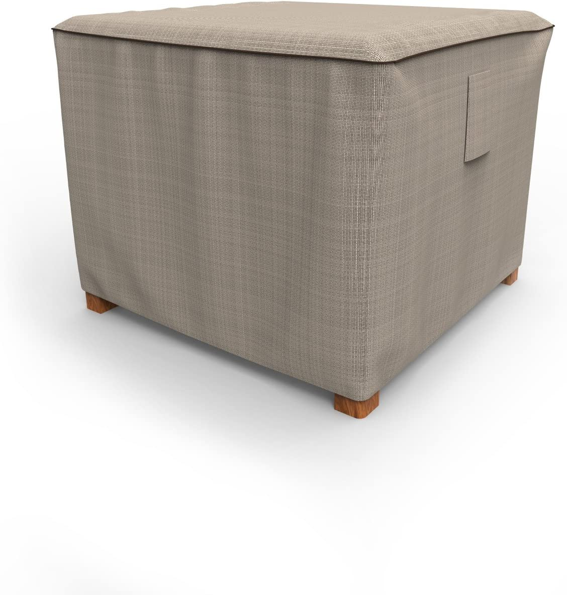 Budge P4A05PM1 English Garden New product!! Square Ottoman Patio Table Cover Be super welcome H