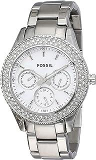Fossil Analog Silver Women Watch ES2860